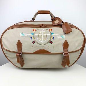 GUCCI Rare Nautical Suitcase